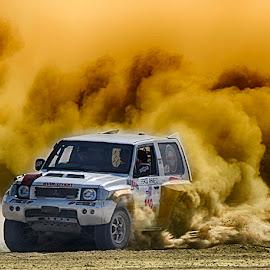 Evo by Abdul Rehman - Sports & Fitness Motorsports ( canon, pakistan, jhal magsi, thrill, adventure, mitsubishi, desert, dust, danger game, dangerous, baluchistan, dusty,  )