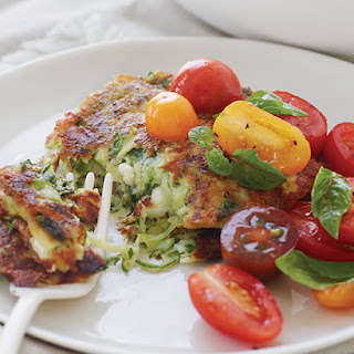 Zucchini & Feta Pancakes by Donna Hay