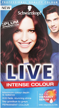 Schwarzkopf Live Intense Hair Colour - 047 Plum Perfection