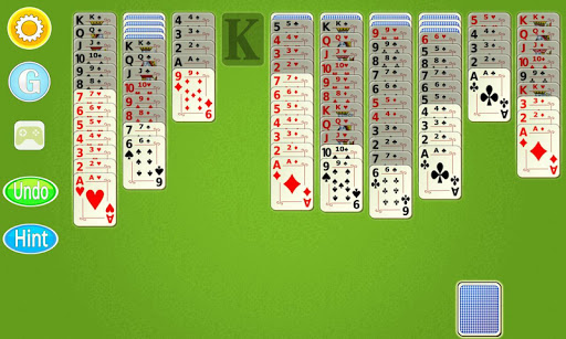 Spider Solitaire Mobile  screenshots 5