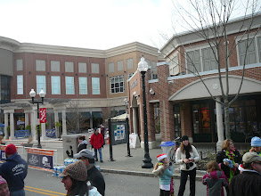 Photo: 'The Square' 1 of 2 main 'town square' areas,  Barnes & Noble on left 'Webster Walk' leads out to right
