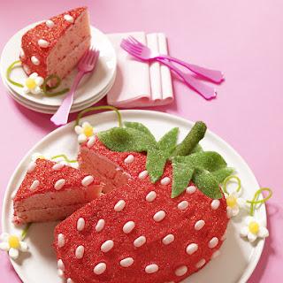 STRAWBERRY CAKE FOREVER!!!