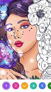 Magic Paint – Color by number & Pixel Art Apk Download For Android 1
