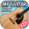 MY GUIDE TO LEARN HOW TO PLAY GUITAR APK Icon