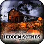 Hidden Scenes - Halloween Mystery Puzzle Android APK Download Free By Hidden Scenes Games By Difference Games LLC