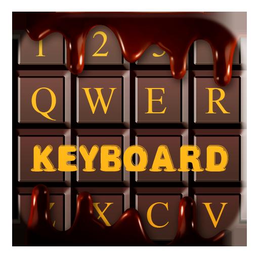 Chocolate Keyboard Theme