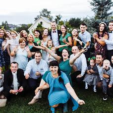 Wedding photographer Valeriy Golubkovich (iznichego). Photo of 01.10.2017