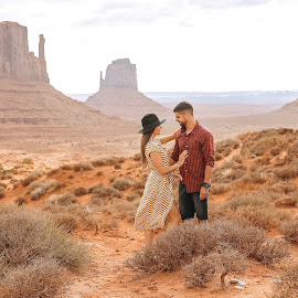 Different types of love by Ewelina Barć - People Couples ( #couples #monumentvalley #landscape #love #fashion,  )