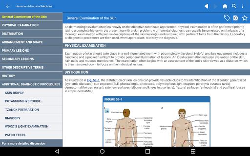 Harrison's Manual of Medicine 2.7.80 screenshots 6
