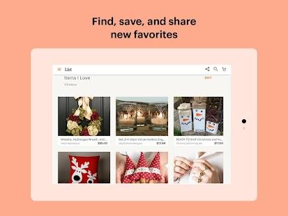 Etsy: Handmade & Vintage Goods Screenshot 10