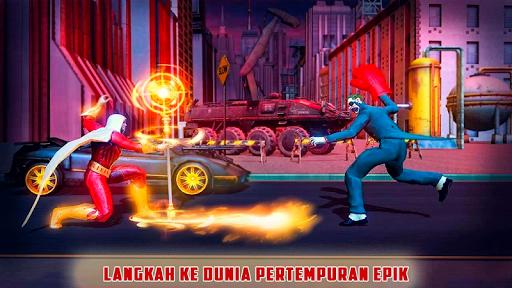 rue Champion Héros: Kung Fu Jeux,  captures d'écran 2