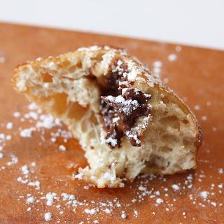 Sufganiyot (Jelly Doughnuts).
