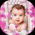 Baby Girl Photo Frames APK