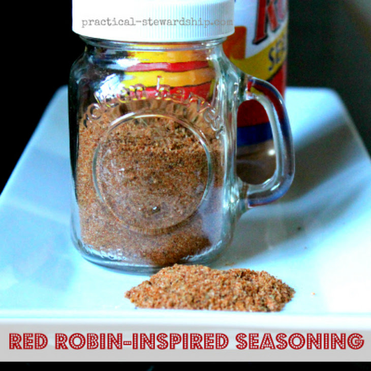 Imitation Red Robin Seasoning Recipe