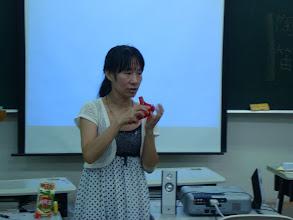 Photo: 20110916頭份(五)陶笛魔法師001