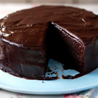 Easy Chocolate Cake.