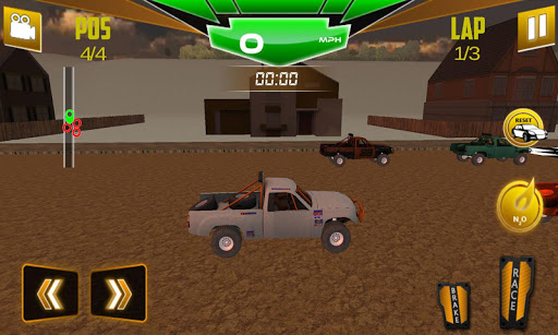 Offroad Extreme Rally Racing