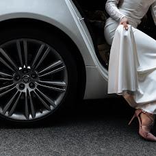 Wedding photographer Anastasiya Andreeva (Nastynda). Photo of 20.01.2019