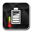 Battery Temperature Cooler App icon