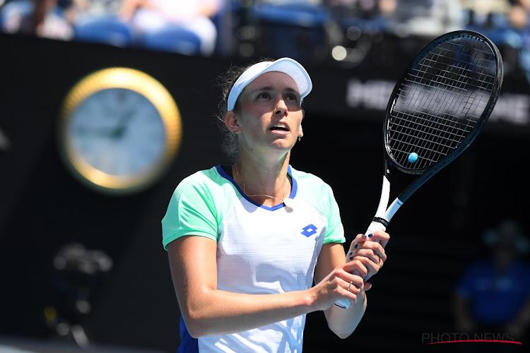 Elise Mertens kampt met blessure en geeft verstek voor eerste toernooi