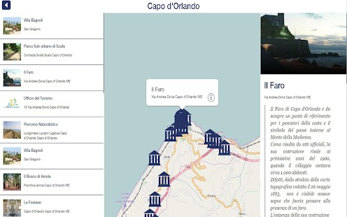 Capo d'Orlando- screenshot thumbnail