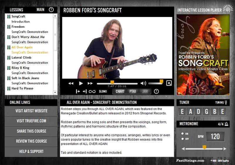 Robben Ford - Songcraft