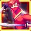 Death Ninja Fighting Icon