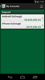 O2 Mobile Banking - screenshot thumbnail