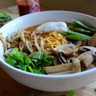 20 Minute Vegetarian Ramen