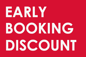 Early booking Offer 15%
