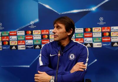 Antonio Conte a reçu une première proposition d'un club italien