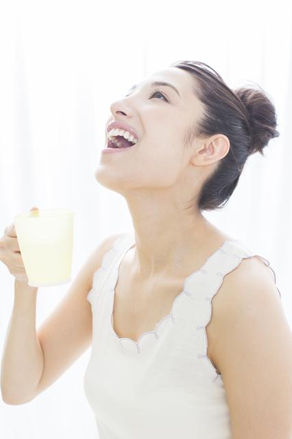 緑茶うがいで風邪や口臭予防!