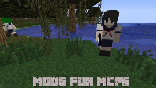 Mods Chan for Minecraft PE