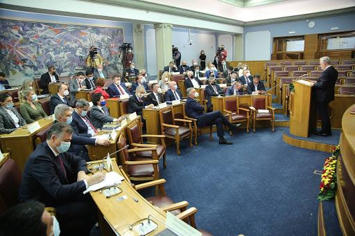 Krivokapic Presents His Cabinet Ministers