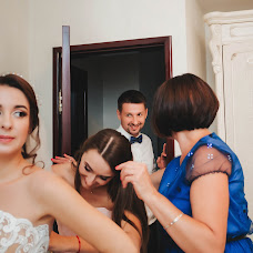 Wedding photographer Yuliya Chumak (YulyiyaChumak). Photo of 20.11.2017