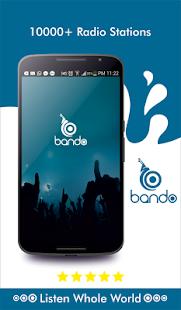 Bando Rádio - náhled