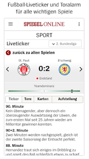 SPIEGEL ONLINE - News Screenshot 3