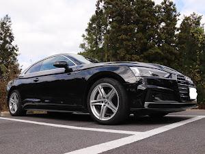 A5 クーペ  A5 coupé DBA-F5CYRF S-lineのカスタム事例画像 じゅんさんの2018年11月10日22:25の投稿