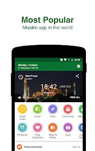 Muslim Pro - Prayer Times, Azan, Quran & Qibla 9.9.3 (99301) (AdFree)