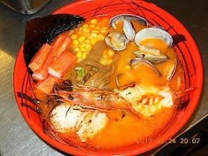 Photo: Seafood Ramen