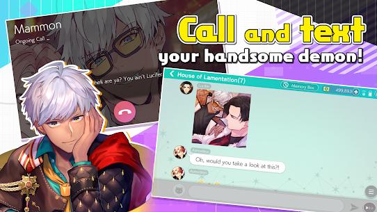 Obey Me! Shall we date MOD APK 3.0.4 [Always Win, VIP Features Enable] 6