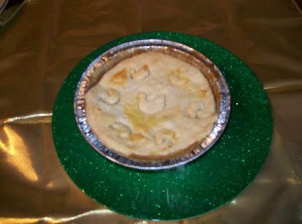 Mom's Favorite E Z Pot Pie Recipe