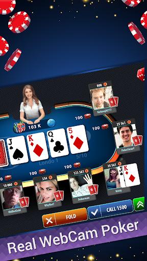 WebCam Poker Club: Holdem, Omaha on Video-tables 1.6.4 6