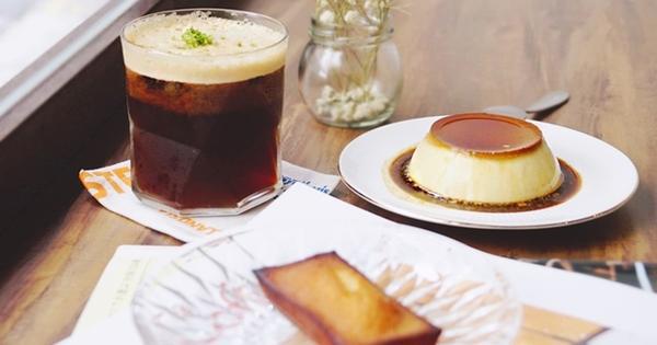 椿珈琲tsubaki cafe,與姐妹、咖啡、焦糖布丁一起,度過甜蜜的一天!中山國小站咖啡廳