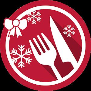 Afbeeldingsresultaat voor merry christmas menu png