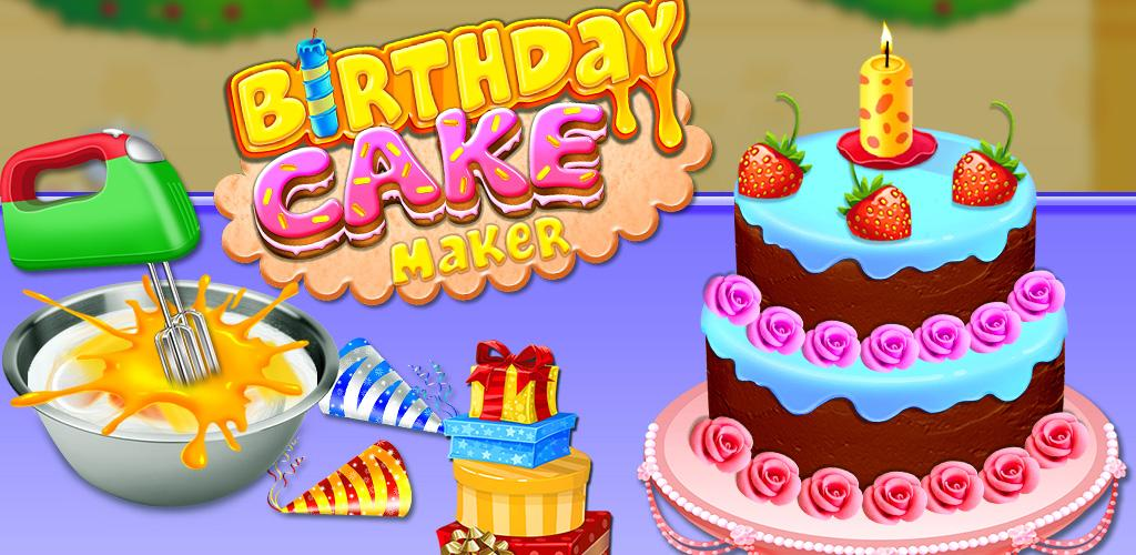 Birthday Cake Maker Dessert Cooking Games 10 Apk Download Com