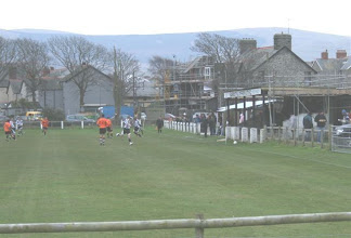 Photo: 31/01/09 v Conwy United (WA) 2-0 - contributed by Mike Latham