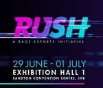 Rush 2018 : Sandton Convention Centre