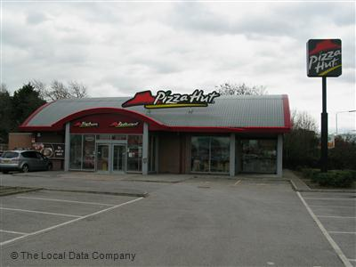 Pizza Hut On Rom Valley Way Restaurant Pizzeria In Town