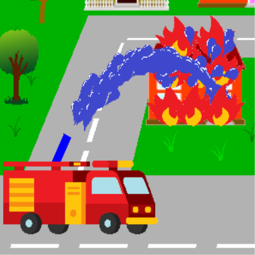 Fire Truck - Put out the Fire! 休閒 App LOGO-APP開箱王